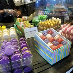 Macaroons for Spectral City French Quarter Dessert Tour
