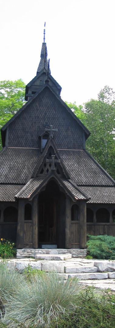 Scandinavian Stavkirk