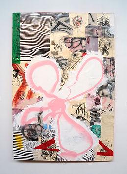 Workshop4200 - untitled painting close u