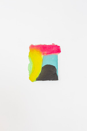 Hair Dye Covered Sink (2020) - Roland Santana