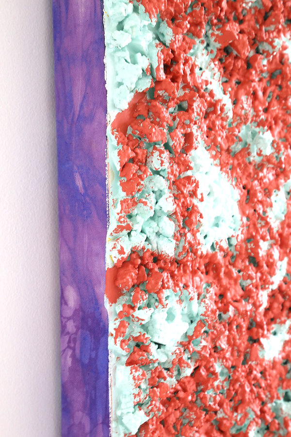 Untitled (Large PolyFoam) - Detail - 202