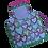 Thumbnail: Tablier Coeurs multicolores