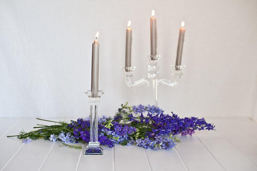 Modern Crystal Candle Stick Holder