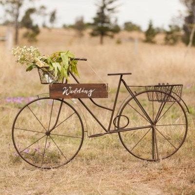 Vintage Metal Bike