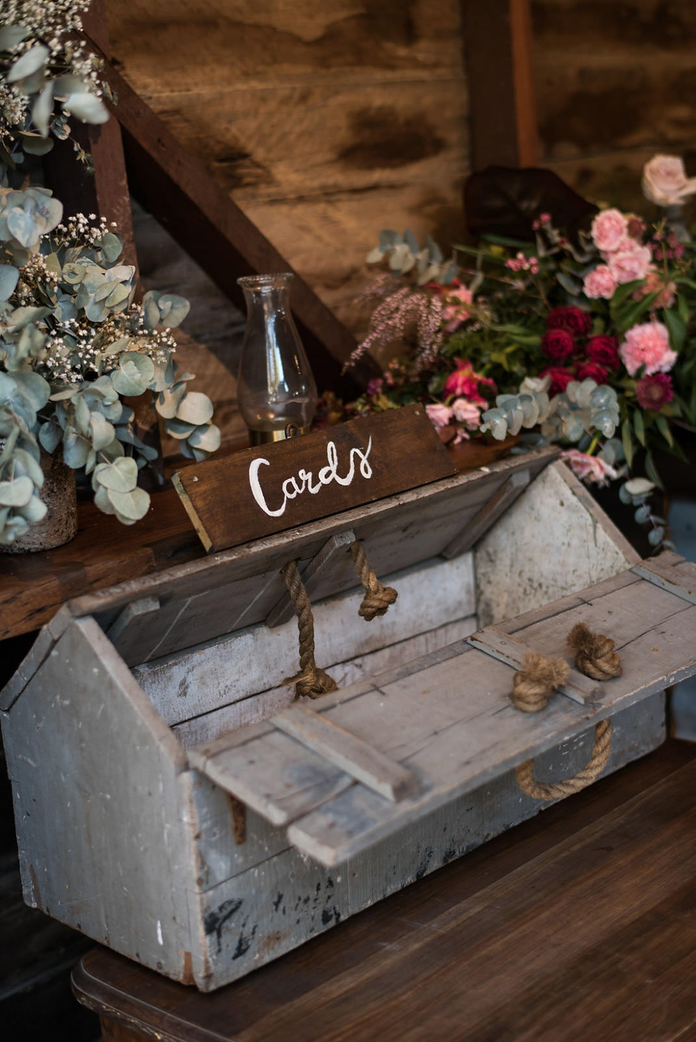 Gorgeous Options for gift table