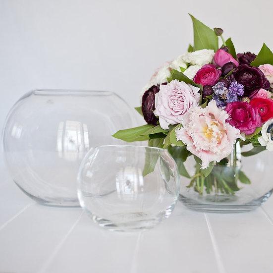 Glass Fishbowl Medium