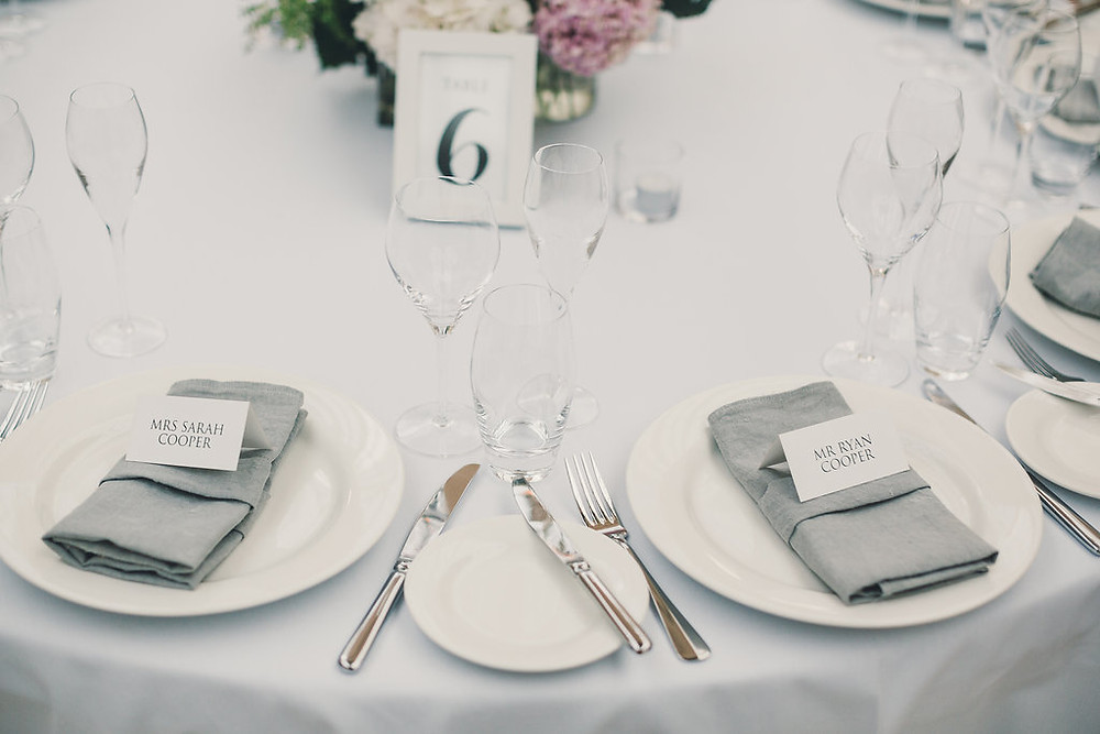 Prop It Pretty Dove Grey French Linen Napkins