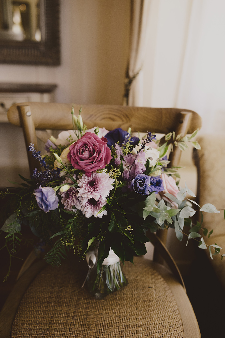 Bridal Bouquet by Green and Bloom