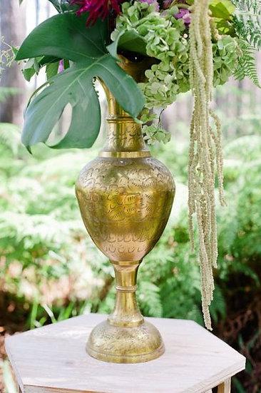 Brass Vase Extra Large