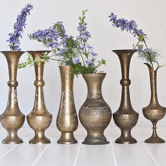 Brass Vase Tall