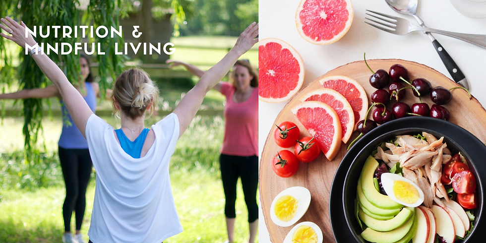 Nourish, Thrive & Glow  - Nutrition & Mindful Living Summer Workshop