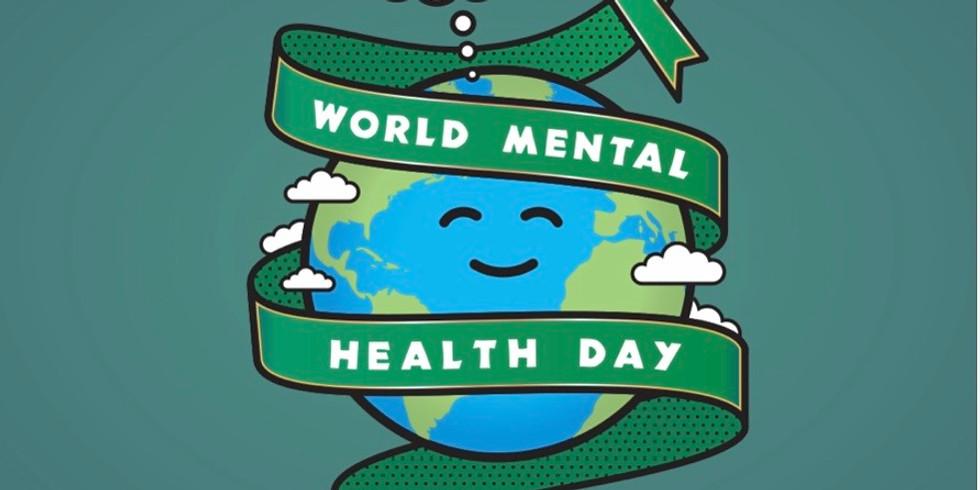 ONLINE Fundraiser: Open Session - Love & Good Mental Health for All