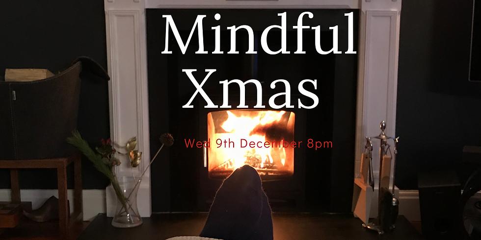 ONLINE Mindful Xmas Session - Meditation & Movement