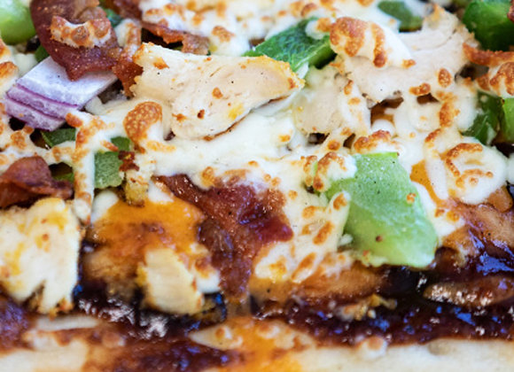 BBQ Chicken Pizza (UBAKE)