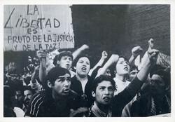 Santiago, Chile, 1983.