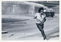 Santiago, Chile,1º mayo 1984