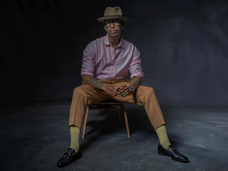 #HipHopSoul! Raphael Saadiq Pushes Through The Pain For 'Jimmy Lee'