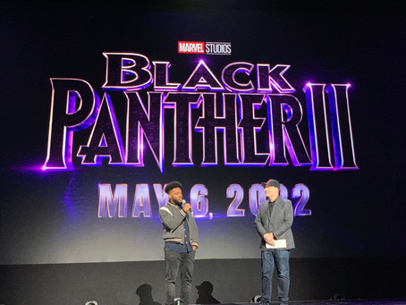 #HipHopHollywood! The #BlackPanther2 Movie Sequel is Set For A Summer 2022 Release!