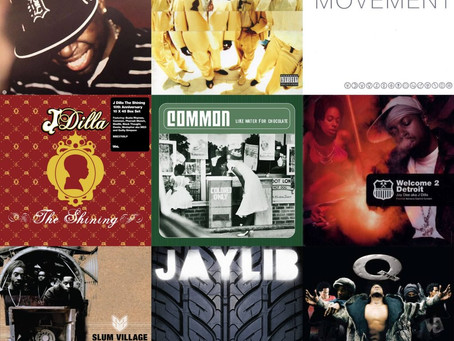 #HipHopClassics! Respect to #JDilla Who was One of Hip Hop's Most Talented Producers, Gone to Soon!