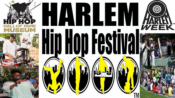 Harlem Week - HHHOF Hip Hop Fest.png