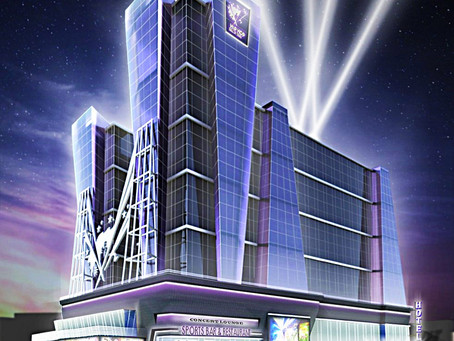 #HipHopOwnership! The Official Hip Hop Hall of Fame Museum & Hotel Entertainment Complex Coming