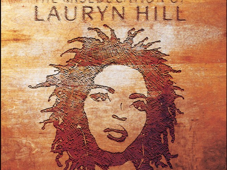 #HipHopMusic! Happy Anniversary to @MsLaurynHill's Album 'The Miseducation of Lauryn Hill'