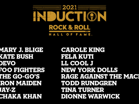 Jay Z, LL Cool J, and Mary J. Blidge Headline Hip Hop's 2021 Rock n Roll Hall of Fame's Nominees!
