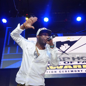 MC Talib Kweli Performs at Hip Hop Hall of Fame Awards 'Induction Ceremony & Concert TV Show!
