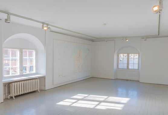 """""""LEAST RECENTLY USED"""" 2019, solo exhibition, Krognoshuset in Lund, installation view"""