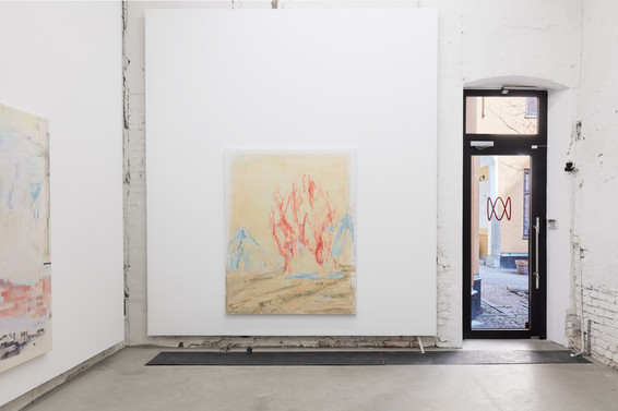 """2019 """"OPAQUE REFERENTS OF MERGE"""", Stene Projects Gallery, Stockholm"""