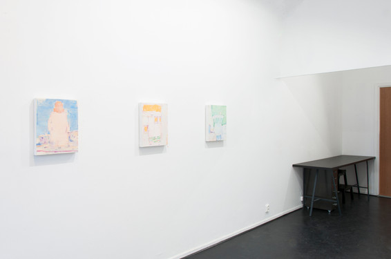 2018 8,192 DIFFERENT LEVELS OF PRESSURE Installation view
