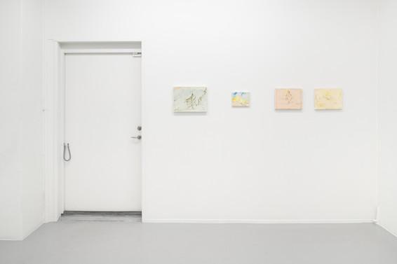 2019 FULL SIZE RENDER installation view. Daniel Fleur.