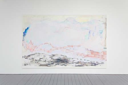 SEMAPHORE (Painting no 4), 2018