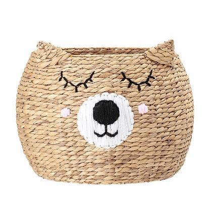 Blushing Bear Basket