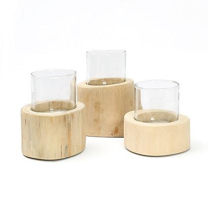 Candle Trio Set