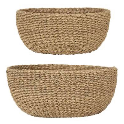 Fruit Basket in set of 2