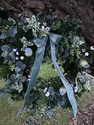 Lisa Christmas Wreath