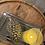Thumbnail: Medium  Silver decorative pinecone