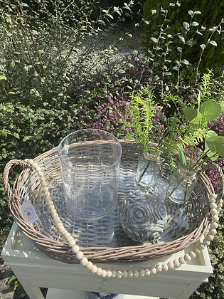 Spring rattan tray special