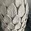 Thumbnail: Ceramic leaf lamp