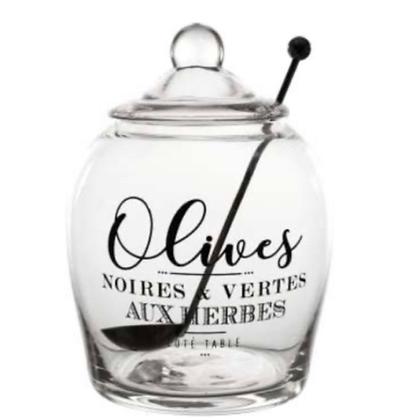 Olive Jar
