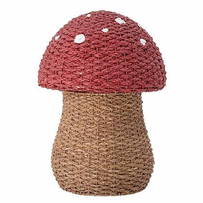 Mushroom Basket with detachable top