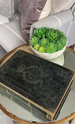 Remote Control  Box  /faux Book Box