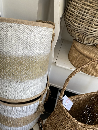 Shirley baskets set of Two
