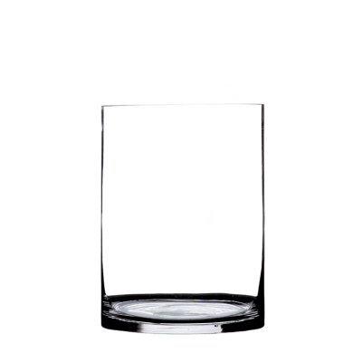 Cyclinder Glass Vase