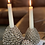Thumbnail: Pine Cone Candle Holder Set