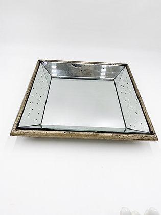Mirror Tray Small Square