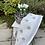 Thumbnail: Grey print tablecloth