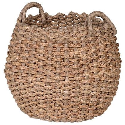 Basket  jute/hyacinth