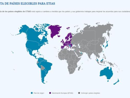 ETIAS, el nuevo requisito para viajar a Europa.